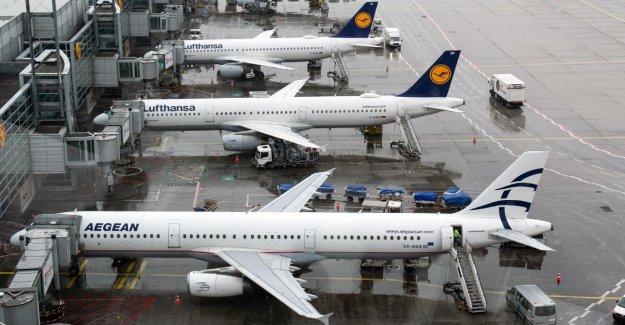 Déplacement d'Indemnisation: Airlines s'opposer à tous les 2. Demande, à Tort, à partir de