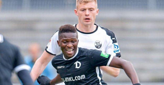 Dynamo Dresden: Turbo-Tempête Berko et Kone s'essouffle