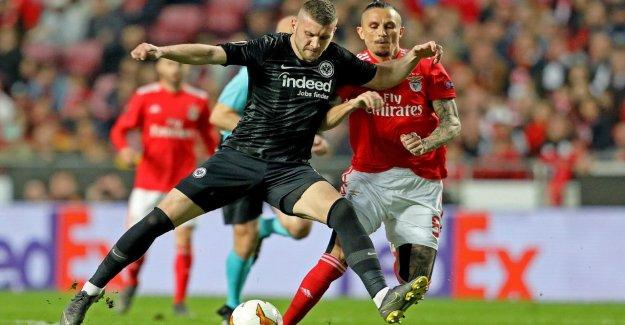 Eintracht Francfort: c'est Le Code pour l'Europa League en demi-Finale