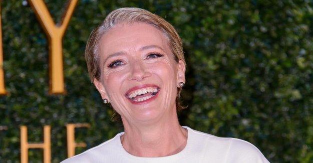 Emma Thompson: l'Oscar de La Star est de 60!