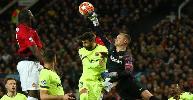 FC Barcelone, Marc-André ter Stegen: Liverpool est un Rocher
