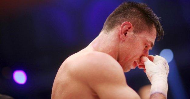 Felix Sturm: Ex-Champion du monde de boxe doit être encore en Prison assis