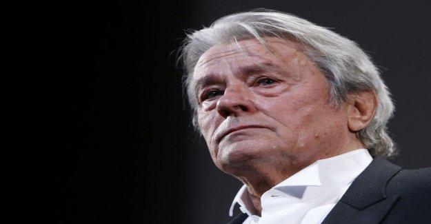 Festival de Cannes: Delon est pour l'ensemble de son Œuvre apprécié la Vue