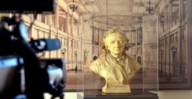 Francfort: Clara Schumann: La Femme de l'100-DM Billet d'