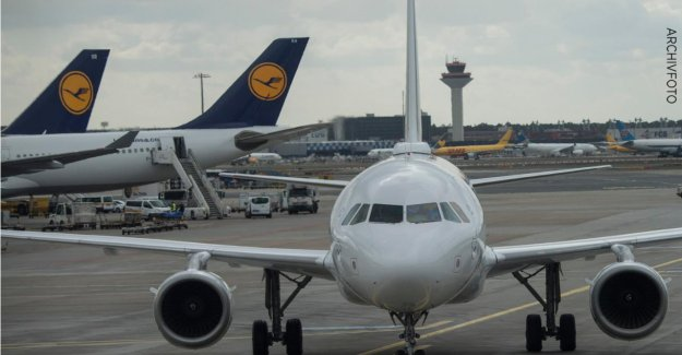 Francfort, Lufthansa 284 Passagers doit se repentir