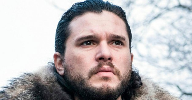 Game of ThronesAccident: Jon Snow a les Testicules coincés