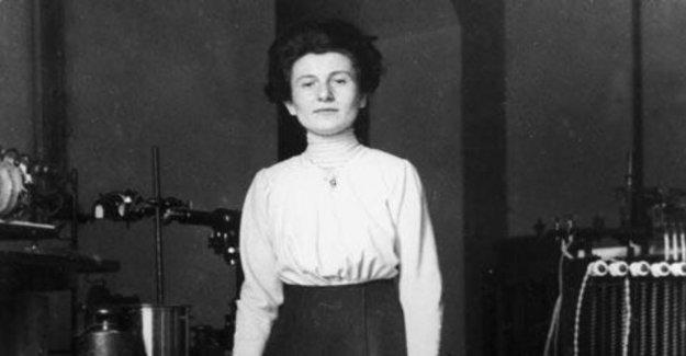 Hedwig Kohn, Même par les Nazis, il se fit Physicienne pas arrêter