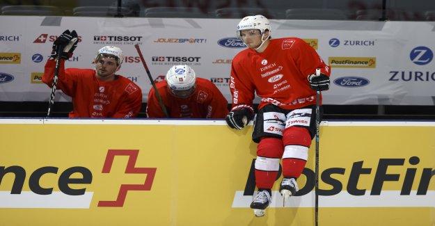 Hockey sur glace: Siegenthaler pas avec l'équipe nationale à la coupe du monde Vue