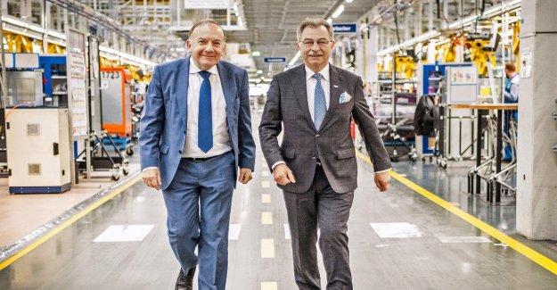 Industrie-Patrons: Le doit en 2019, en France et en Allemagne arriver