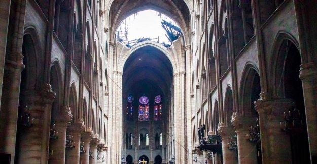 Inferno de Notre-Dame: Minutes ont joué un rôle décisif!