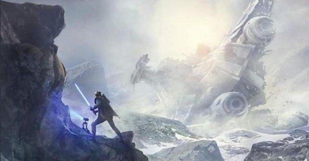 Jedi Tomber Order: premières Scènes du nouveau Star WarsGame!