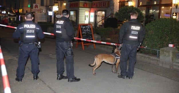 La criminalité à Berlin-Charlottenburg: Raid de la Police dans le Narguilé, Bars