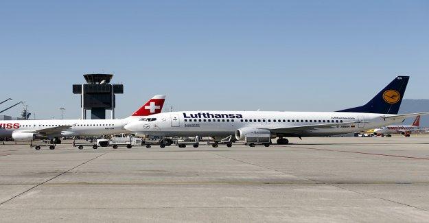 La pression sur les prix et Kerosinkosten: Lufthansa fait des Pertes importantes en Vue