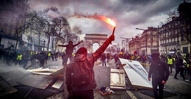 La rage en France: L'Incendie de la cathédrale Notre-Dame recèle sociale Explosifs