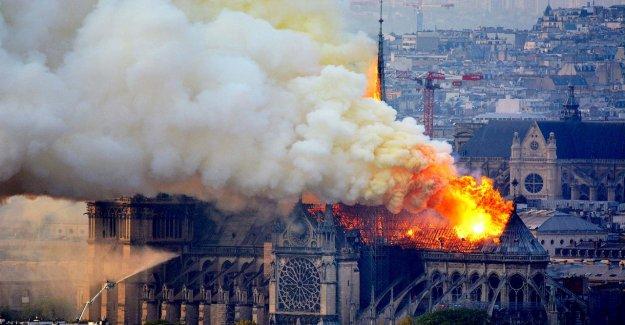 La reconstruction de la cathédrale Notre-Dame de paris: Combien de Modernisation est-elle permise?