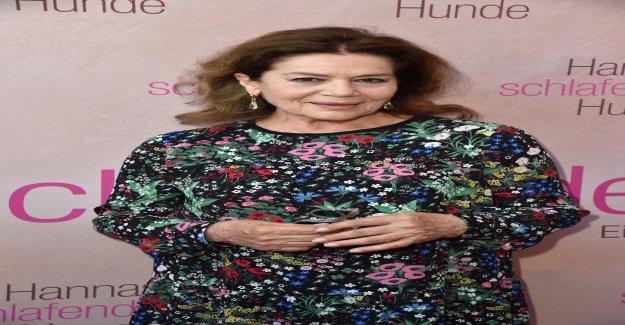 L'actrice a 76: Hannelore Elsner est mort - Vue