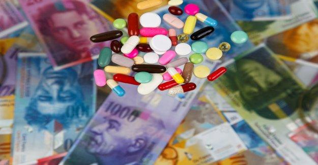 L'argent des Compagnies pharmaceutiques, se cache aussi dans nos Pharmacies de Vue