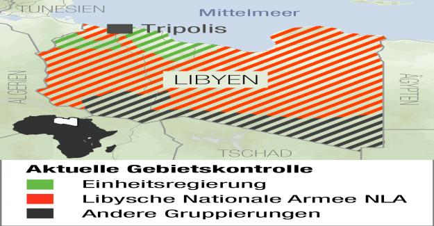 Le Conflit libyen: les Morts pour les nouveaux Missiles contre les Attaques de Tripoli