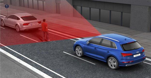 Le Parlement de l'UE pour la Fonctionnalité Obligation de Descendre de la voiture neuve de Prix?