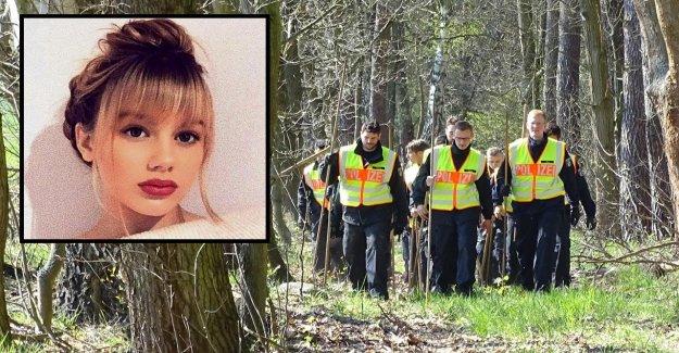 Le cas de Rebecca: la Police est à la recherche de nouveau le Herzberger Lac de Cadavre