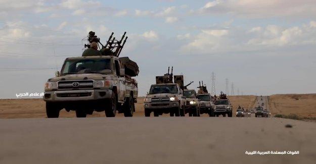 Le conflit en Libye: Nombre de morts à Tripoli augmente de Vue