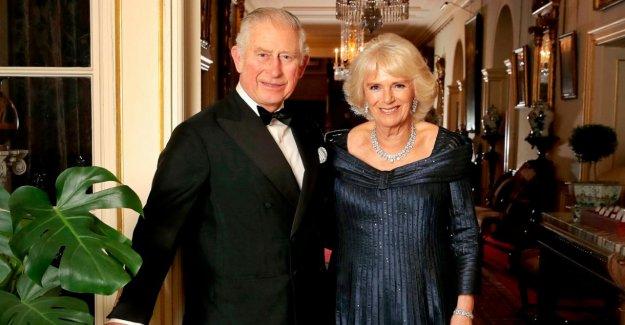 Le prince Charles et Camilla en Allemagne en Mai: vous Voulez de l'Asile chez nous?