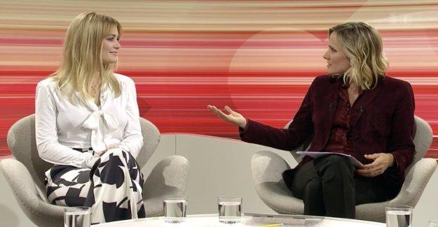 Les gays sont en colère contre le «Club»-Animatrice Barbara Lüthi - Vue