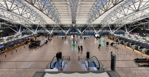 Les passagers peuvent pousser un soupir de soulagement: la Grève-fin de l'alerte à l'Aéroport de Hambourg