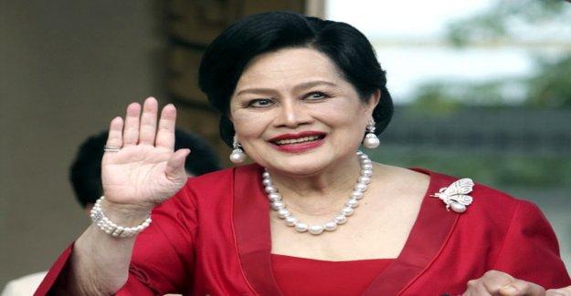 Longue thaïlandais de la Reine à l'Hôpital - Vue
