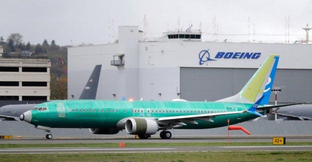 Maintenant, se plaint aussi de la Chine: Boeing menace de la prochaine Catastrophe