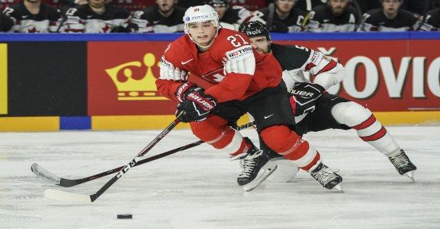 Malgré renversant NHL-Traité: Fiala, de revenir à la coupe du monde! - Vue