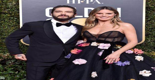 Mariage: Heidi Klum et Tom Kaulitz de le faire deux Fois Vue