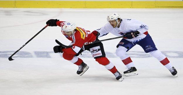 Match de Hockey de l'équipe nationale: Suisse – France 3:4 n. V. - Vue