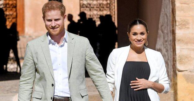 Meghan et le Prince Harry: Comment voulez-vous que votre Bébé est-à-dire?