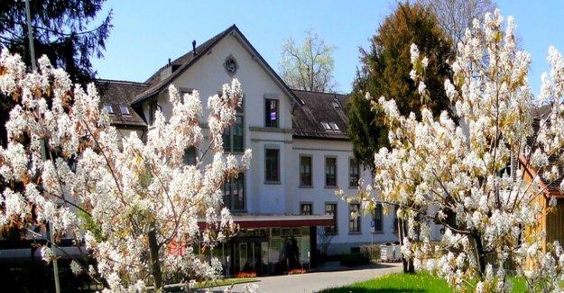 Norovirus dans le centre de soins région de linth dans Uznach éclaté à - Vue
