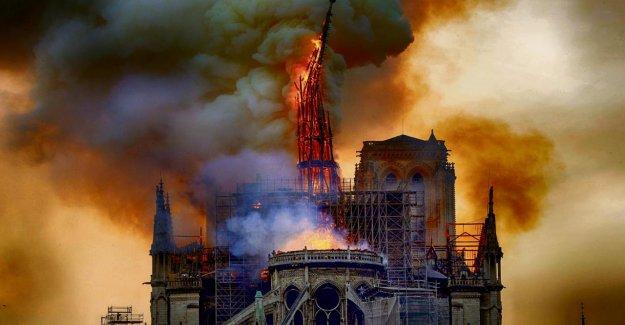 Notre-Dame de Paris en Flammes: La Catastrophe en Images