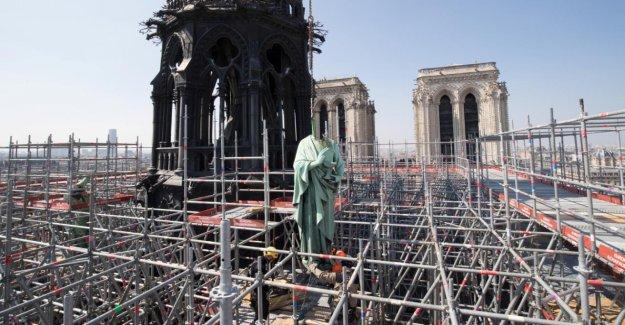 Notre-Dame-des Restaurateurs voulaient pour la Cathédrale, une seconde Jeunesse