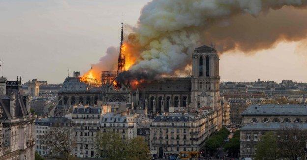 Notre-Dame est reconstruite. Et qu'en est-il de toute la Nation?