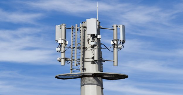Pour l'instant, pas de 5G-Réseau: Jura empêche Antennenbau - Vue