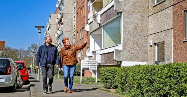 Protection des consommateurs: Premier Quartier-Patrouille contre les rémunérations abusives dans Leipzig