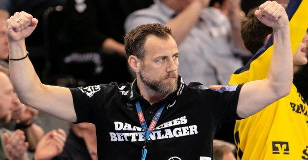 SG Flensburg-Handewitt: le Handball, le Maître tient Formateurs Maik Machulla