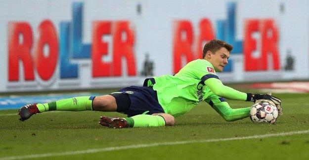 Schalke 04: Ainsi fonctionne le Mini-Nouvelles Alexander Nübel