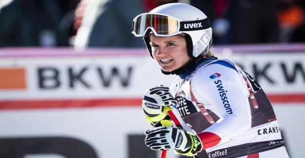 Ski alpin: Rahel Kopp avec 50 Points dans la Nati – Hählen voie de Vue