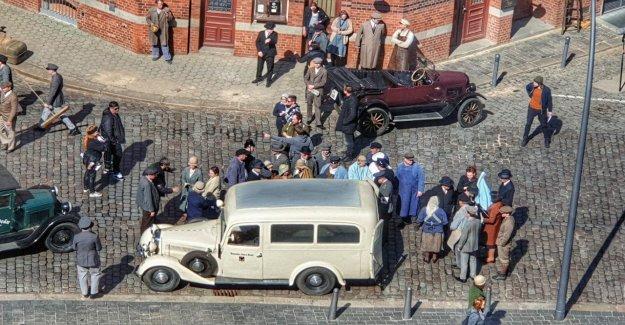 Story Of My Wife: les premières Photos de 20 Ans de Tournage dans la Speicherstadt