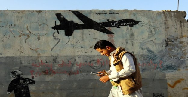 Trump-Veto en raison de l'Intervention militaire au Yémen, en Vue