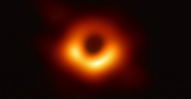 Un Trou noir, All: qu'est-Ce que cette Image SI spectaculaire?