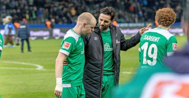 Werder Brême: Pour la Coupe Finale: Claudio Pizarro parle de Joueurs cool