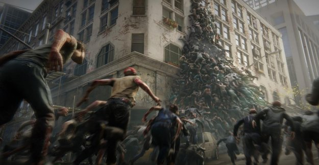 World war Z: le Test Ensemble contre des Hordes de Zombies