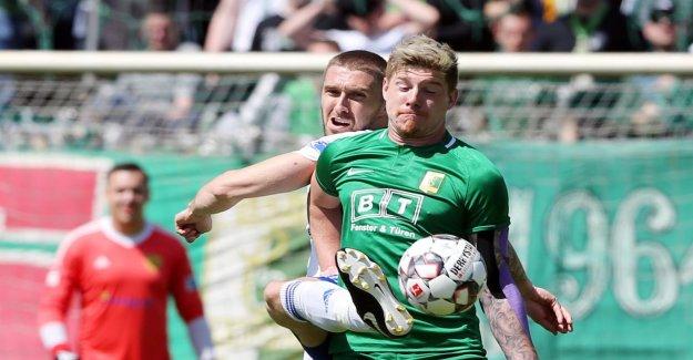 2:2 dans le match au sommet: Chimie Leipzig tient à Distance de Luckenwalde