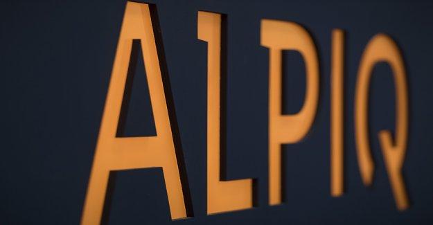 Alpiq Charbon des centrales thermiques à Charbon - Vue